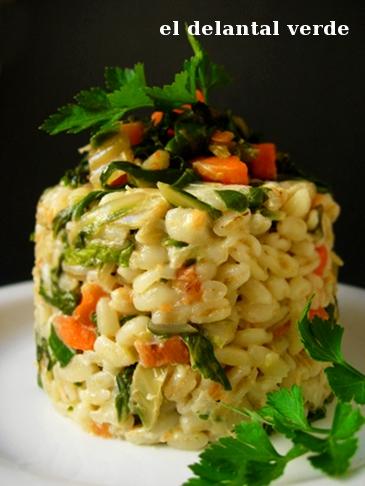 trigo-con-verduras-y-nata