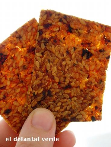 pan crudo de lino y tomate seco3